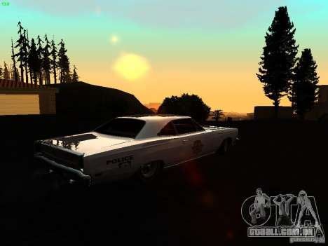 ENBSeries by AlexKlim para GTA San Andreas oitavo tela