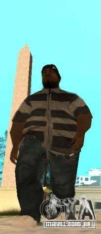 New Grove Street para GTA San Andreas terceira tela