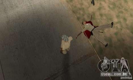 GTA IV Blood para GTA San Andreas segunda tela