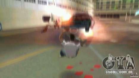 No death mod para GTA Vice City segunda tela