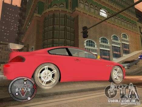 GTA 5 HUD para GTA San Andreas sétima tela