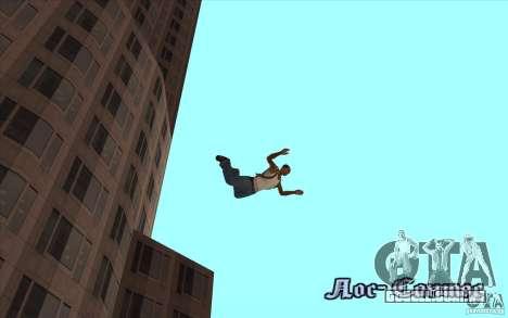 Pára-quedas para GTA San Andreas quinto tela