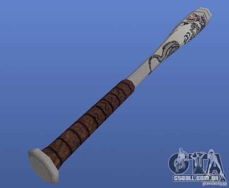 Baseballschlager (The bat) para GTA 4 segundo screenshot