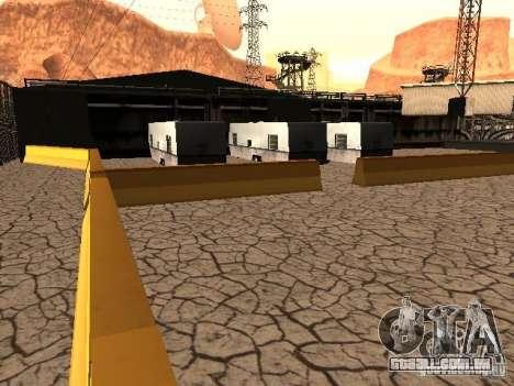 Prison Mod para GTA San Andreas sétima tela