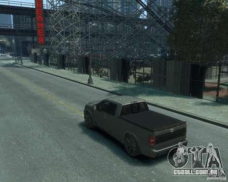 Saleen s331 para GTA 4