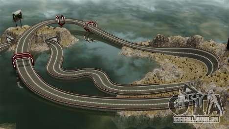 Stunt Speedway Park para GTA 4 sexto tela
