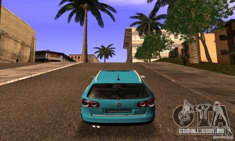 Grove Street v1.0 para GTA San Andreas décimo tela