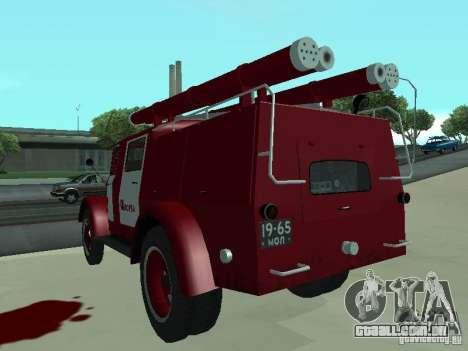 GAZ 51 20 ADC para GTA San Andreas vista direita