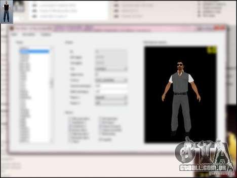 Guarda para GTA San Andreas segunda tela