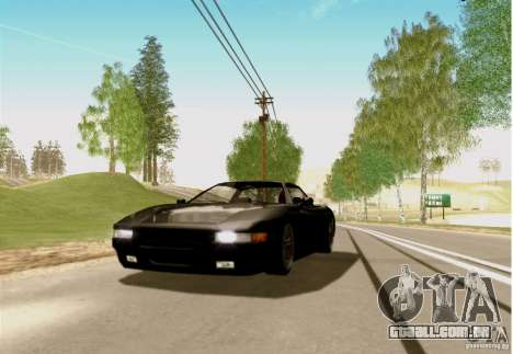 ENBSeries FS by FLaGeR v 1.0 para GTA San Andreas quinto tela