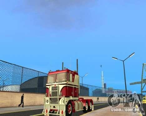 Kenworth K100 para GTA San Andreas