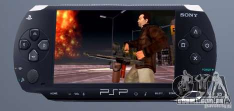 PSP Remote Explosive Pack para GTA San Andreas