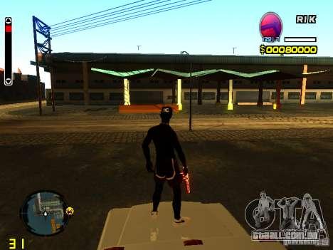 Nova pele praia para GTA San Andreas segunda tela