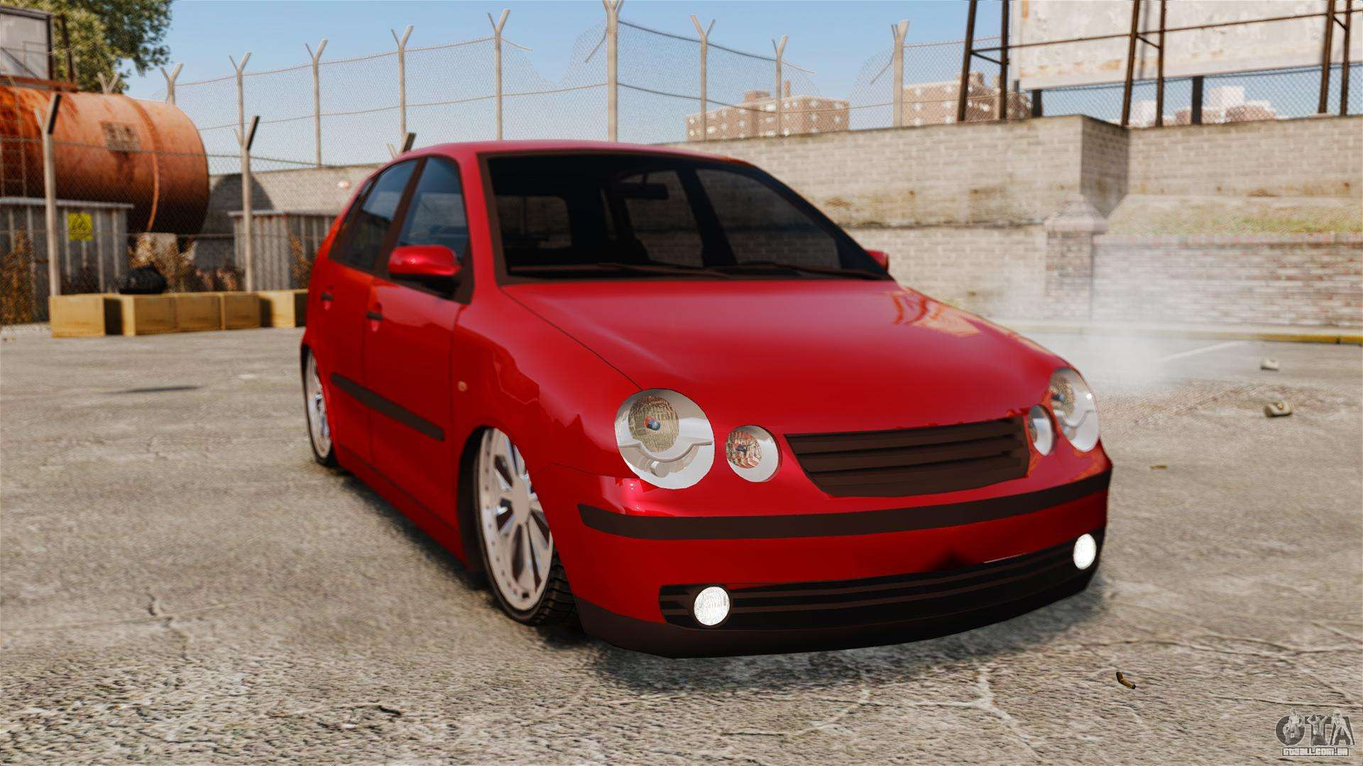 volkswagen polo edit para gta 4. Black Bedroom Furniture Sets. Home Design Ideas
