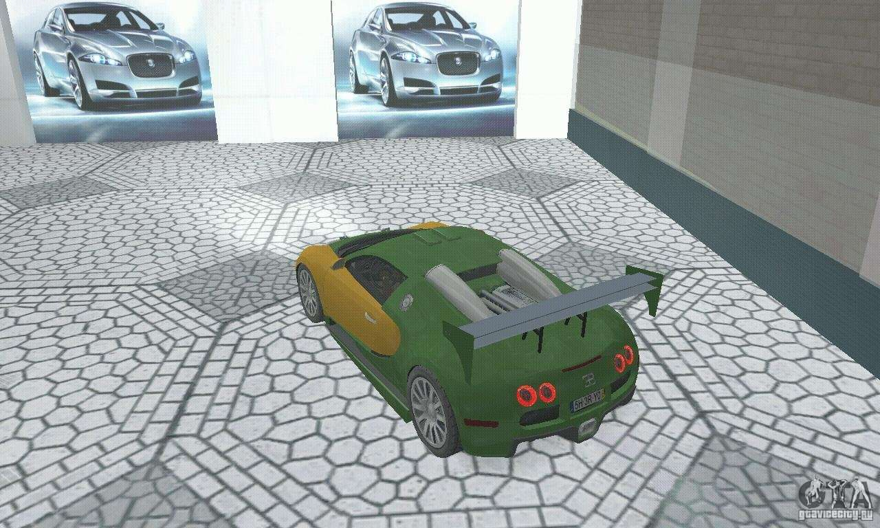 bugatti veyron 2005 para gta san andreas. Black Bedroom Furniture Sets. Home Design Ideas