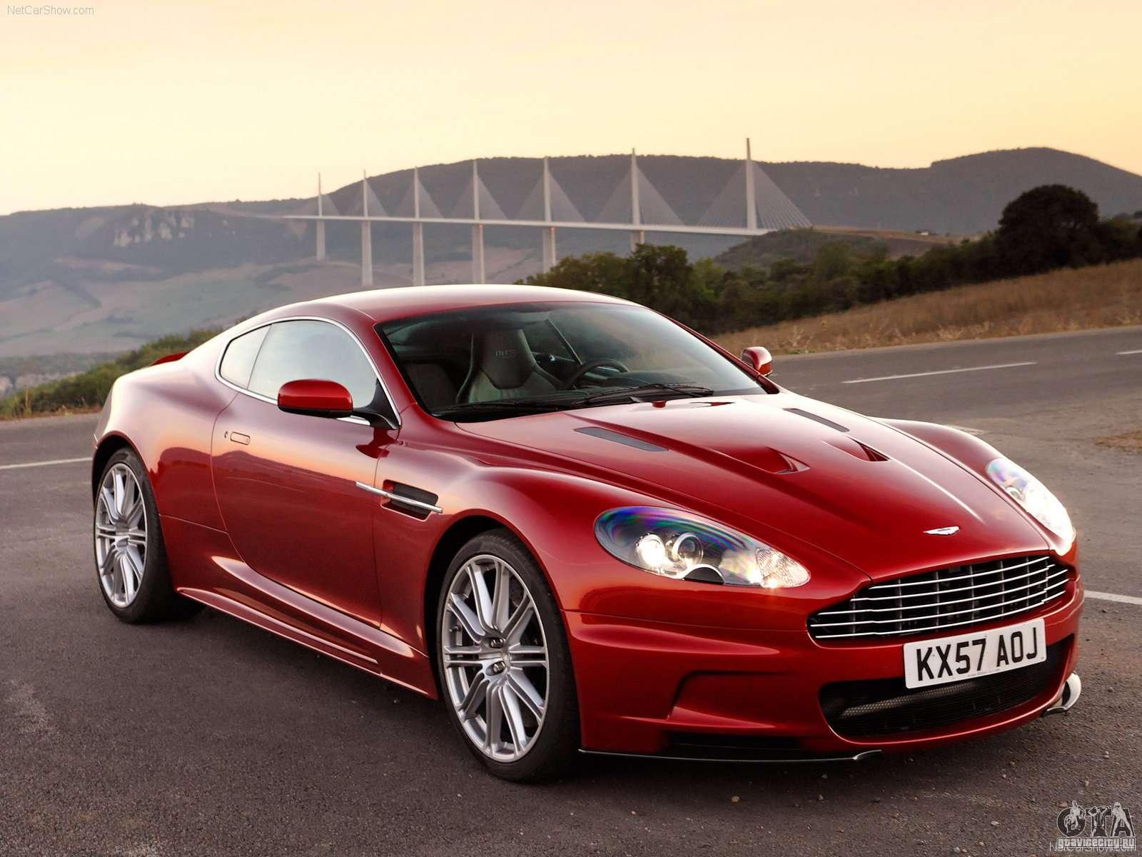 Aston Martin Dbs V12 Para Gta Vice City