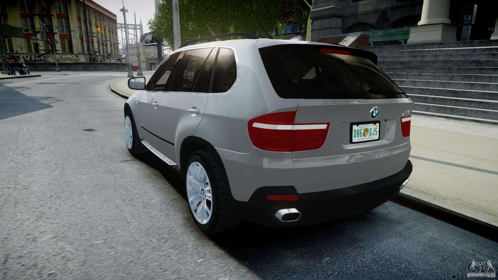 bmw x5 experience version 2009 wheels 223m para gta 4. Black Bedroom Furniture Sets. Home Design Ideas