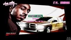 2 Fast 2 Furious Menu Ludacris