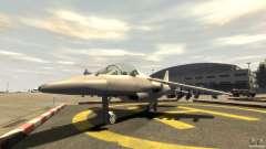 Liberty City força aérea Jet (com engrenagem)