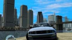 Ford Mustang GT 2005 v1.2 para GTA 4