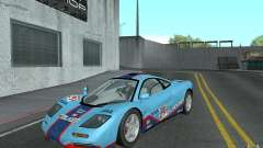 Mclaren F1 road version 1997 (v1.0.0) para GTA San Andreas
