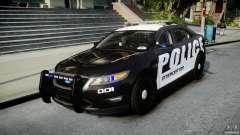 Ford Taurus Police Interceptor 2011 [ELS]