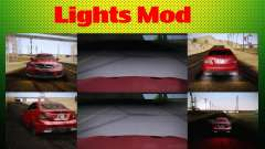 Improved Vehicle Lights Mod