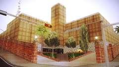 O novo hospital de Los Santos