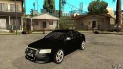 Audi RS6 2010 para GTA San Andreas