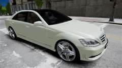 Mercedes-Benz S65 AMG LONG 2010 para GTA 4