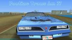 Pontiac Trans Am 77