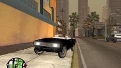 2105 Vaz show v 1.3 para GTA San Andreas