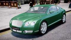 Bentley Continental GT para GTA 4