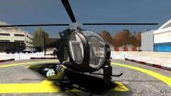 AH-6 LittleBird Helicopter