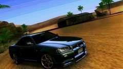 ENBSeries by S.T.A.L.K.E.R para GTA San Andreas