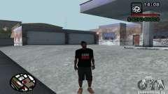 T-shirt codered para GTA San Andreas