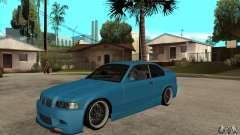 BMW M3 HAMMAN para GTA San Andreas