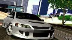 Mitsubishi Lancer Evo VII para GTA San Andreas