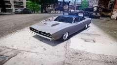 Dodge Charger RT 1969 tun v 1.1 baixo passeio