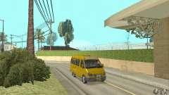 Gaz 2705 Minibus para GTA San Andreas