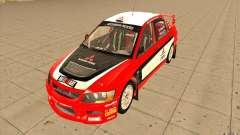 Mitsubishi Lancer Evo IX DiRT2