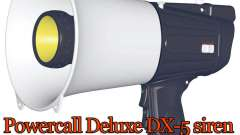 Sirene Powercall Deluxe DX-5