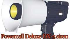 Sirene Powercall Deluxe DX-5