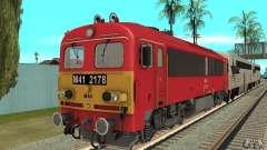 M41 Locomotiva a Diesel para GTA San Andreas