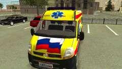 Renault Master rápido Samara