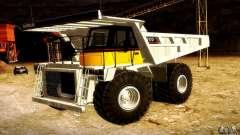 Caterpillar 777D para GTA San Andreas