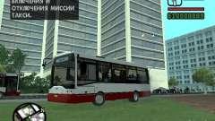 Ikarus E91 para GTA San Andreas
