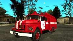 ZIL-131 fogo