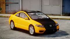 Honda Civic Si Coupe 2006 v1.0