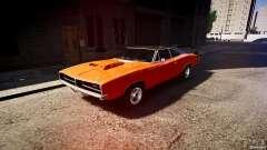 Dodge Charger RT 1969 esportes de v 1.1 tun